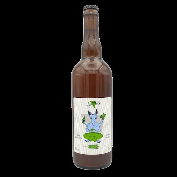 La bière IPA Marie-Thérèse, bière artisanale brassée à Remiremont dans les Vosges
