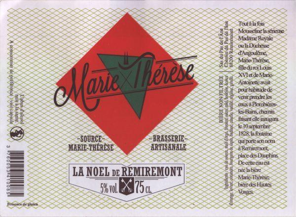 Étiquette La Noël de Remiremont